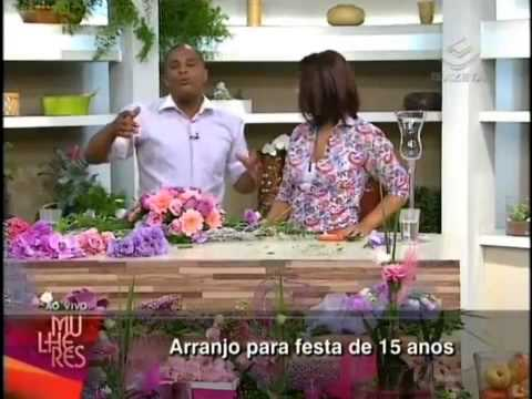 Roberto Rabello - Arranjo para Festa de 15 anos - Programa Mulheres - TV Gazeta