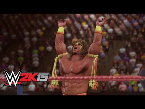 WWE 2K15 Path of the Warrior DLC Preview