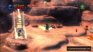 LEGO Star Wars: TCS Minikit Guide Episode IV: Through