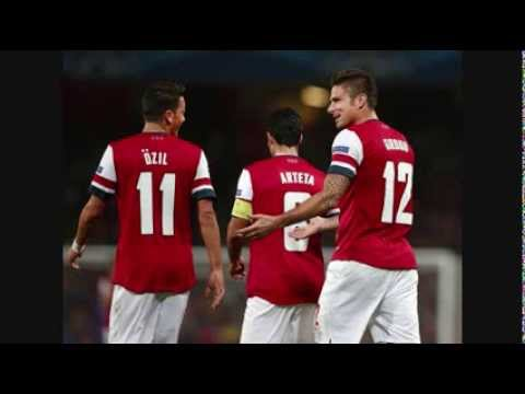 Arsenal 2-0 Napoli: Ozil opens account for comfortable Gunners