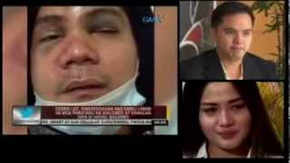 Vhong Navarro ACCIDENT 2014