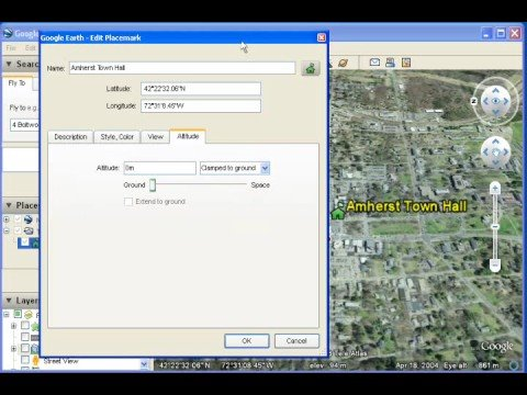 Hình ảnh trong video Creating and Editing KML with Google Earth