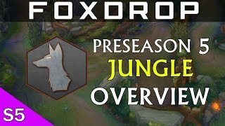 LoL Season 5 Jungle Everything You Need To Know