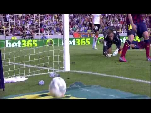 Valencia - Barcelona Highlights HD 01.09.2013