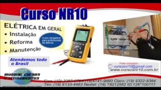 Curso NR 10 para Eletricista B�sico NR-10   - youtube