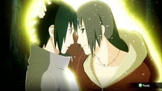Naruto Ultimate Ninja Storm 3 Full Burst Uchiha Brothers