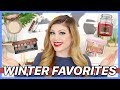 MY WINTER MUST HAVES!