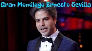 Monólogo Ernesto Sevilla