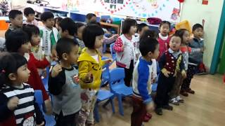 Small Class 1 Super Simple Songs Goodbye Snowman