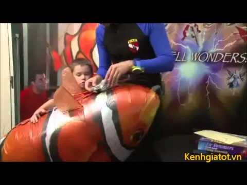 Video Cách Lắp Ráp Cá Mập Xanh