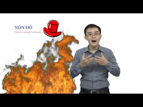[YDC-VTC4] Kỹ năng sống số 46: 6 chiếc nón tư duy