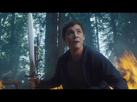 Percy Jackson & the Olympians: Sea of Monsters Trailer #1, Watch the first trailer for Percy Jackson & the Olympians: Sea of Monsters. Subscribe to IGN's channel for reviews, news, and all things gaming: http://www.y...