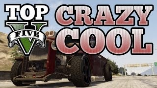 GTA V Top 5 Crazy Cool Custom Cars (Phoenix, Sandking