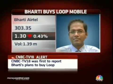 Loop's Rs 400cr debt won't burden Airtel: IIFL -  Part 2