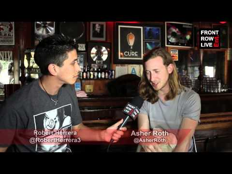 Asher Roth talks 'RetroHash,' ZZ ward & Scooter Braun w/ Robert Herrera