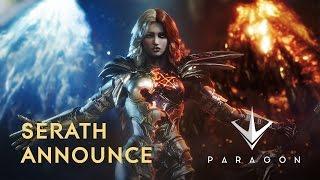 Paragon - Serath Bejelentés Trailer
