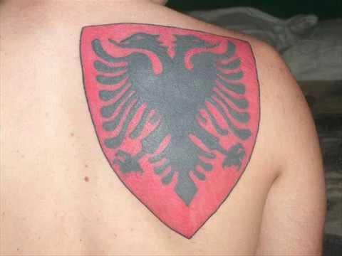 tattoo designs albanian eagle tattoo. Black Bedroom Furniture Sets. Home Design Ideas