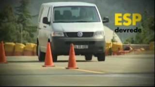 ESP Nedir? - VW Transporter