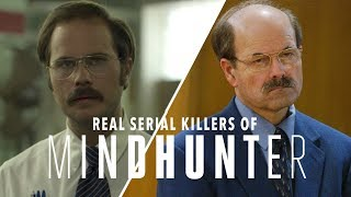 The Real Serial Killers of MINDHUNTER