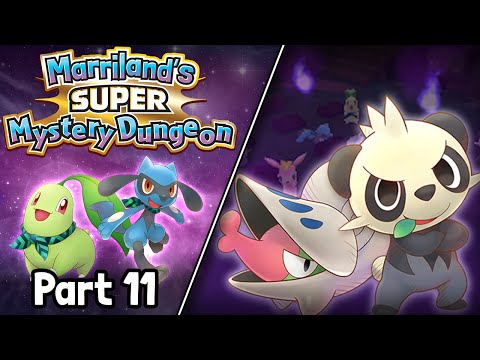 Pokémon Super Mystery Dungeon, Part 11: Mettle of Honor!