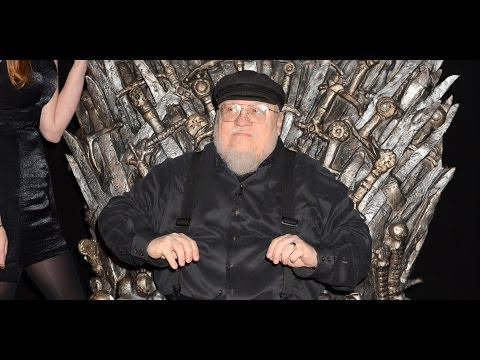 George R.R. Martin: A Song of Writing on a 30-Year Old DOS Machine