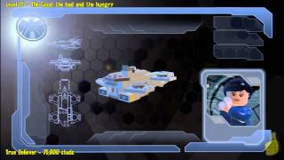 Lego Marvel Super Heroes: Level 15 The Good, The Bad And