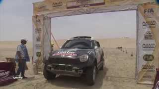 2014 Sealine Cross Country Rally SS2
