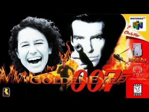 GOLDENEYE 007 on N64!