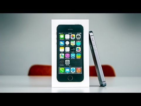 Apple iPhone 5S: Unboxing, Demo & NEW Features
