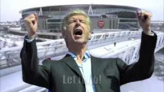 Hilarische parodie over Fabregas met Wenger in de hoofdrol...