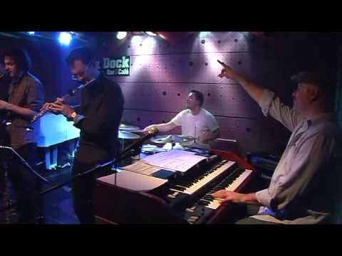 Brian Charette   Organ Sextette, Jazz Dock Prague 1 online metal music video by BRIAN CHARETTE