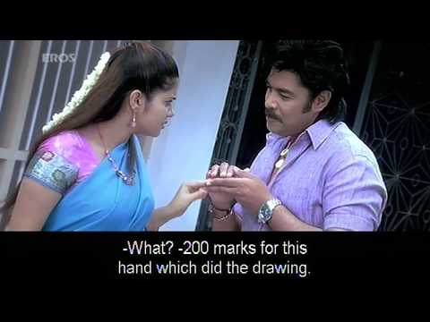Tamil actor checking out women - Ayntham Padai