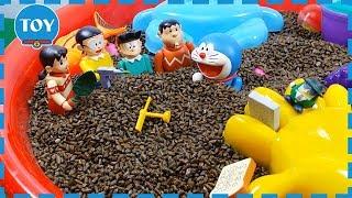 đồ chơi Doremon đi tìm bảo bối thần kỳ tí hon cùng Nobita Xuka Chaien Xeko