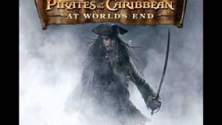 Pirates Of The Caribbean: At World's End Soundtrack 01