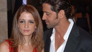Sussanne Khan on her RELATIONSHIP with Hrithik Roshan