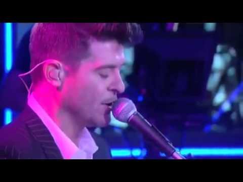 Robin Thicke -  I Love It (Icona Pop's Cover)