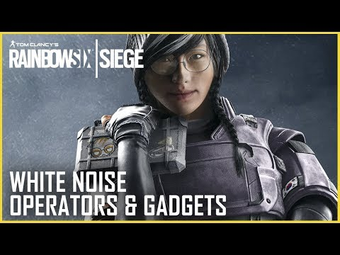 Rainbow Six Siege White Noise Operators Gameplay and Starter Tips  UbiBlog  Ubisoft US