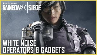 Rainbow Six Siege - White Noise Operators Gameplay