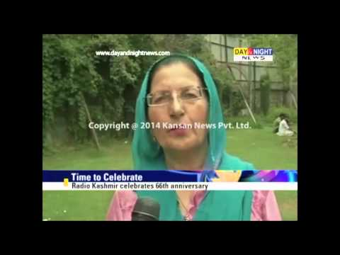 Radio Kashmir celebrates 66th anniversary