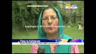 Radio Kashmir celebrates 66th anniversary