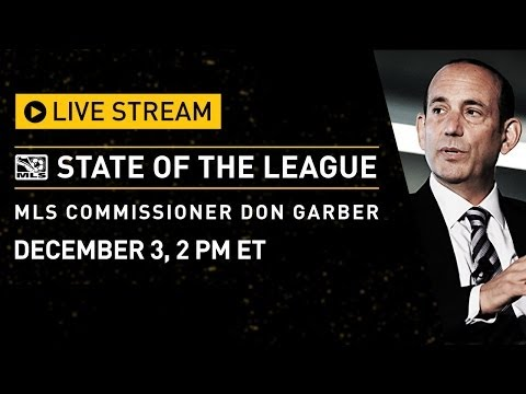 2013 MLS State of the League