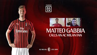We the Many | Matteo Gabbia chats to a lucky fan