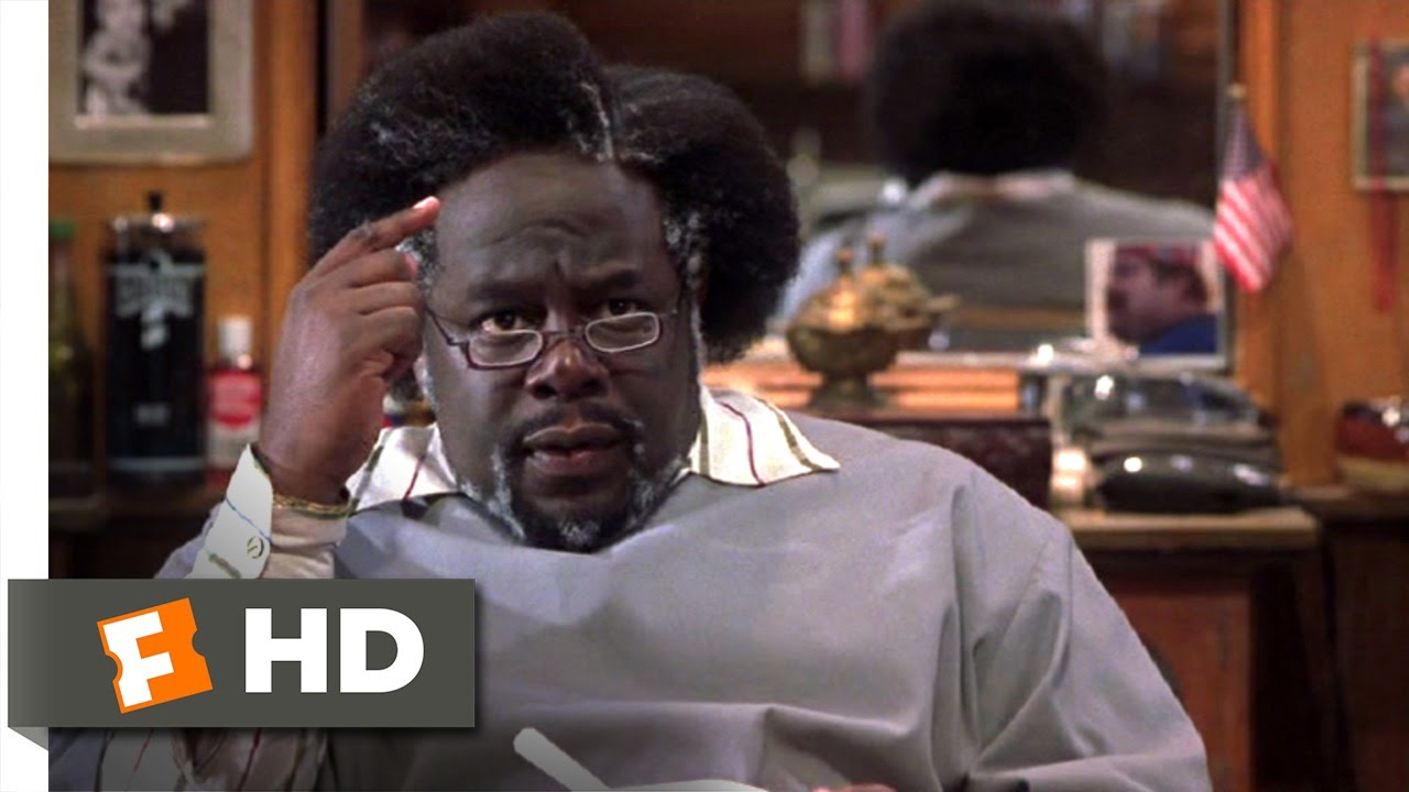 Barber Youtube : Barbershop (2/11) Movie CLIP - Seniority (2002) HD - YouTube