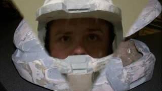 Halo Armor Progress (Video 1 Of 5)