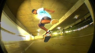 PARKING GARAGE LINE - JOEY DESHIELDS - CONUNDRUM THROWAWAY CLIP #3