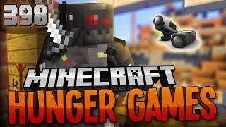 Minecraft Hunger Games: Episode 398 - Camera Seekers