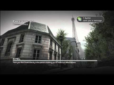 MW3 Glitches - Out Of Every Map Multiplayer - Knife Lunge Tutorial [PS3, XBOX, PC]