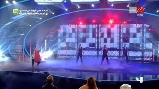 هدير الحامي - النصف نهائيات - عرب غوت تالنت 3 الحلقة 9