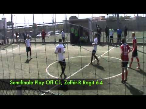 Play off C1, Zefhir - Real Rogit 6 - 4 (25/04/15)