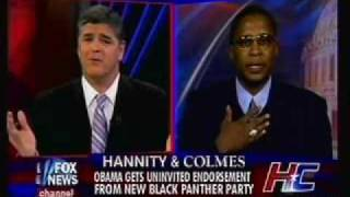 Hannity Denies Association With White Supremacist